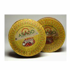 ASIAGO FRESCO DOP QTRS MITICA (Fresh)(Tri Veneto) Cow's Milk 2/7.5#