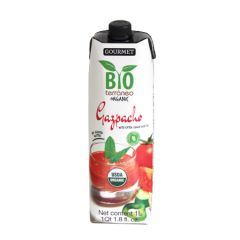 BIOTERRANEO Organic Gazpacho Fresh tomato&vegetable soup