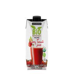 BIOTERRANEO Organic Cherry Tomato Juice 500 ml (16.9 Fl. Oz)
