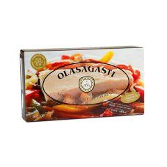 Olasagasti Tuna fish fillet with Basque Piperade 7.05 oz (200 g)