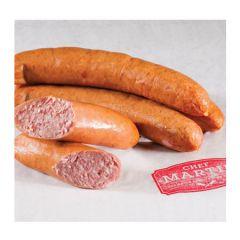 Chef Martin Bauenwurst Sausage. Pack 4 x 2.5 Lb.