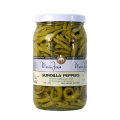 MARIA JESUS Guindilla Peppers in Brine 700 g. (1.54 Lb)