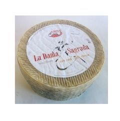 La Dama Sagrada Raw goat's milk cheese 2/6#