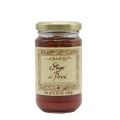 La Favorita Tomato Sauce w/Leeks 180g (6.35 Oz)