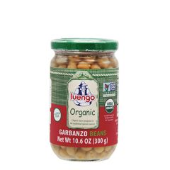 Luengo Organic  Garbanzo beans 300g (10.6 Oz)