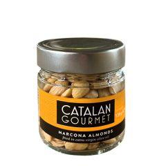ROMANICO Marcona Almonds prepared in Arbequina EVOO 130g (4.58oz.)