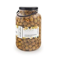 Jose Lou Manzanilla Pitted Olives Jumbo (200/220)