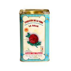 LA DALIA Smoked Pimenton de la Vera D.O. Hot 800 g.