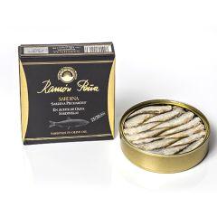 Ramon Pena Gold Sardines in Olive Oil (25/30) 130g (4.6 Oz)