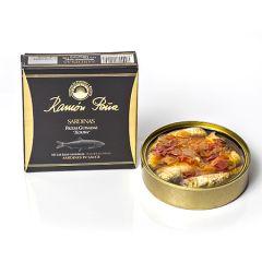 Ramon Pena Gold Sardines in Sauce 130g (4.6 Oz)