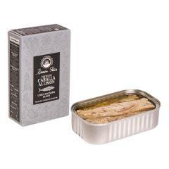 Ramon Pena Silver Mackerel in Olive Oil with Lemon 115g (4.05 Oz)