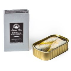 Ramon Pena Silver Toasted Sardines in Olive Oil (3/5) 115g (4.06 Oz)