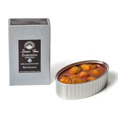 Ramon Pena Silver Small Scallops in Sauce 110 g (2.88 Oz)