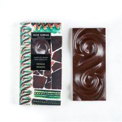 Cacao Sampaka Pistachio Dark Chocolate Bar