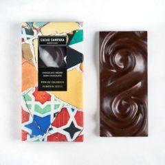 Cacao Sampaka Pumpkin Seed Dark Chocolate Bar