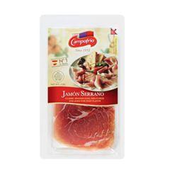 CAMPOFRIO Jamon Serrano (Ham) Pre-Sliced 3 oz