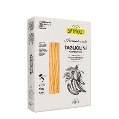 Spinosi Tagliolini  Egg Pasta al Peperoncino 250 g (8.8 Oz)