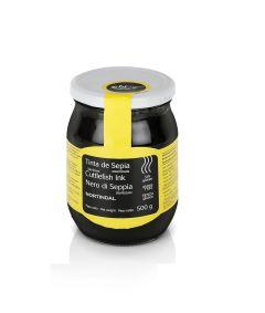 Cuttlefish Ink / Tinta de Calamar 500 ml