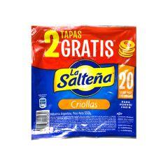 LA SALTENA Tapa Criolla Rotisera Especial (horno/ freir)