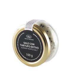 Tentazioni Sea Salt with Summer Truffle 100g (3.5 oz.)
