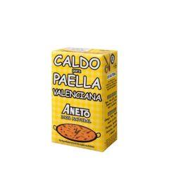 ANETO 100% Natural Cooking base for Valencian Paella 1 L/33.83 Fl.Oz
