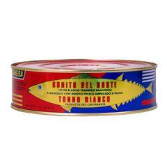 LA MARQUINESA White Tuna (Bonito del Norte) in Olive Oil 4.07 Lb (1.85 Kg)