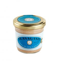 OlasagastiI Cantabrian cream (Tuna and Anchovies pat') 3.88 oz (110 g)
