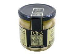 Casa Pons Sweet White Garlic. 300 gr. (10.6 Oz.)