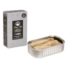 Ramon Pena Silver Mackerel Fillets in Smoked Olive Oil 115 g (4.05 oz)