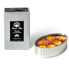Ramon Pena Silver Octopus in Olive Oil & Paprika galician style 110g (3.88 Oz)