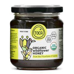Toca Organic Wildflower Honey 270 gr. 9.5 Oz