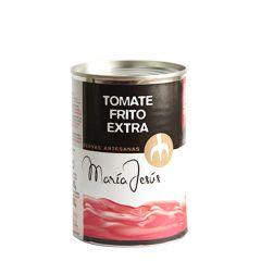 Tomato sauce in olive oil, spanish traditional preparation