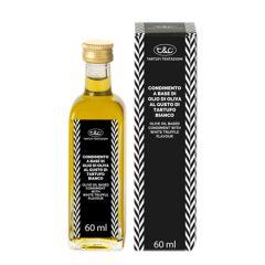 Tentazioni White Truffle flavored Olive Oil 55ml (1.86 Fl Oz)